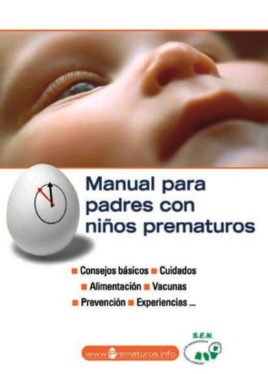 Manual para padres de niños prematuros
