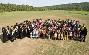 78 pares de gemelos indios kodinhi